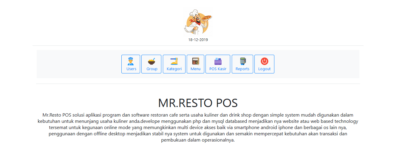 restaurant app online