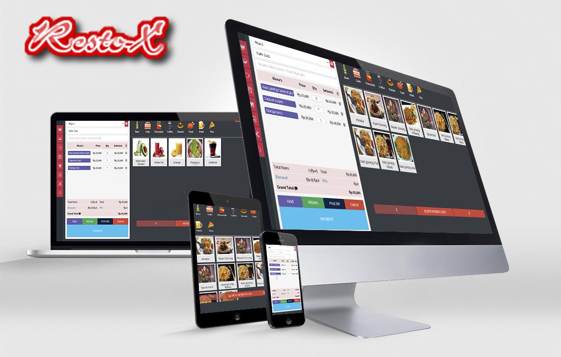 aplikasi restoran cafe rumah makan mesin kasir online