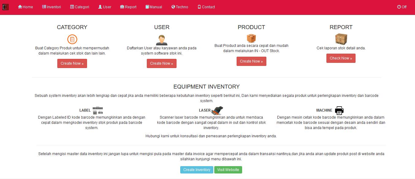 inventori online