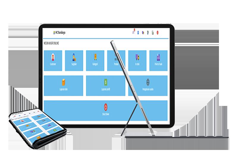 software kasir toko aplikasi app lengkap