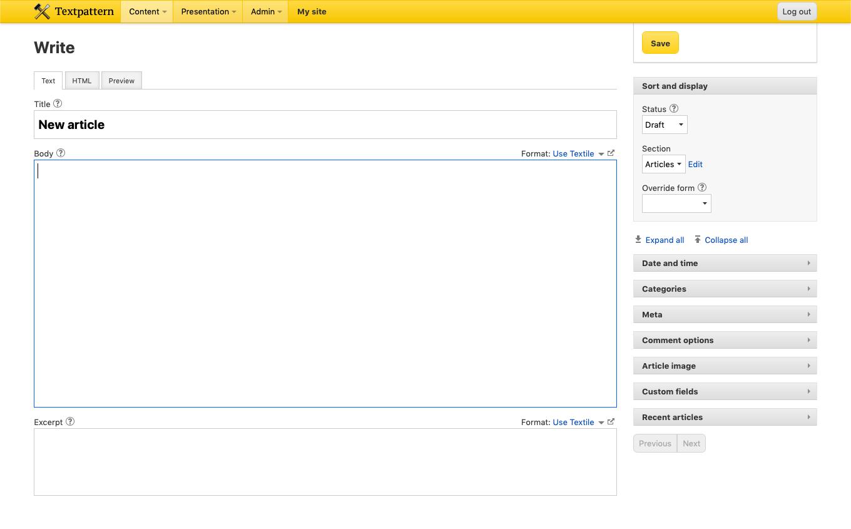 pembuatan website drupal